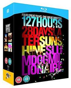 Danny Boyle collection new blu ray £4.89 delivered @musicmagpie