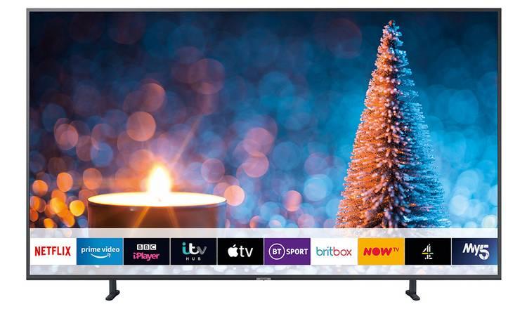 """Samsung UE65RU8000 65"""" Dynamic Crystal Colour Smart 4K TV £699 @ Argos"""