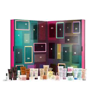 Nuxe advent calendar 24 doors + 3 samples + candle + mini £35.40 @ Nuxe (topcashback 8%)