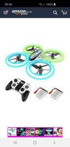 Q9 Drones for Kid £24.99 - Sold by PEAINBOX Toys and Fulfilled by Amazon.