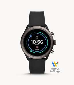 Fossil Gen 4 Sport Smartwatch £104.25 with 25% off voucher at Fossil