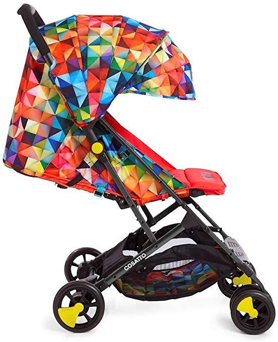 Cosatto Woosh Spectroluxe stroller. Mothercare £42.85 (Aberdeen)