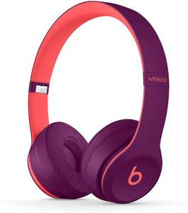 Beats Solo3 Wireless On-Ear Headphones - Beats Pop Collection - Pop Magenta from Amazon - £119