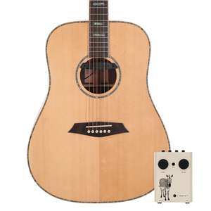Sire R7 DZ Dreadnought Acoustic Guitar + Sire Zebra 7 Outboard Preamp £549 Delivered @ Andertons