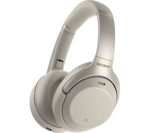 Sony WH-1000XM3 Wireless Noise Cancelling Headphones - Silver £195 at dwi-digital-cameras eBay