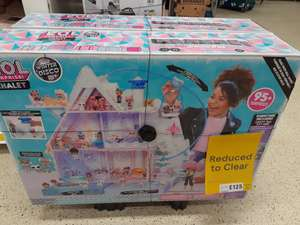 LOL Surprise! Chalet Winter Disco House £125 @ Tesco (Ballymoney)