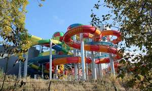 Family ticket to Water World (Stoke) £36 with code at Groupon