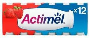 Actimel 12x100g £1.87 @ Waitrose - Includes Strawberry, Multifruit, Fat free Original and Blueberry & strawberry