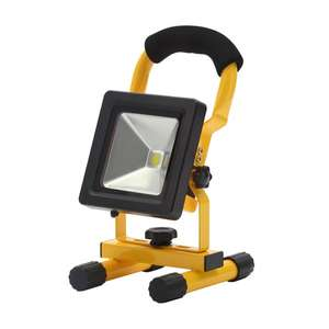 Rechargeable LED Worklight 10W £11.99 Delivered @ Ideal World TV