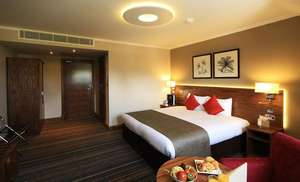 London, Double or Twin Room for Two with Breakfast and Late Check-Out at 4* Best Western Palm Hotel From £65 @ Groupon