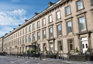 One night stay at the famous Edinburgh Grosvenor Hotel from £59 per night @ Groupon