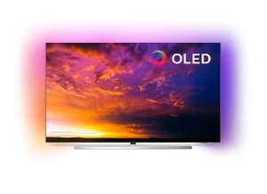 Philips 65OLED854/12 65 Inch OLED 4K Ultra HD Smart Ambilight TV with 5yr warranty £1679.88 @ Costco