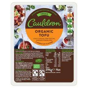 Cauldron original tofu 396g £1.50 @ Waitrose & Partners