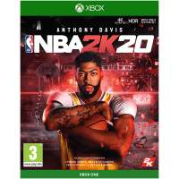 NBA 2K20 Xbox One / PS4 / Nintendo Switch £22.99 @ Game