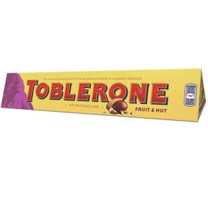 Toblerone Fruit & Nut (360g) £1.13 @ Tesco