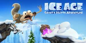 Ice Age Scrat's Nutty Adventure for Switch/Xbox One/PS4 - £22.99 delivered @ GAME
