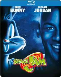 Space Jam (1996) - Limited Edition Bluray Steelbook £11.49 free delivery at Zavvi