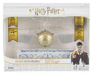 Wizarding World Golden Snitch Heliball £9.99 @ Ryman save £5