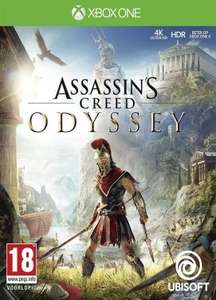 Assassin's Creed Odyssey Xbox ONE £17.38 at Instant Gaming