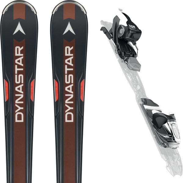 Dynastar Speed Zone 5 Mens Ski's + Xpress 10 Bindings - £143.79 delivered at ekosport