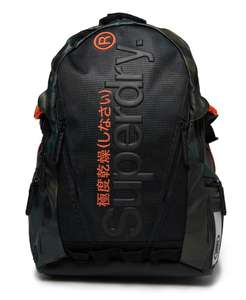 Superdry Mesh Tarp Backpack (free delivery) £27.50