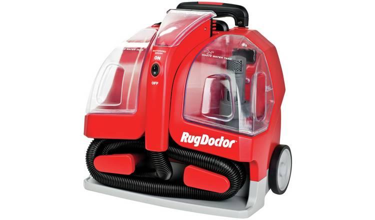Rug Doctor Spot Portable Cylinder Carpet Cleaner £129.99 @ Argos