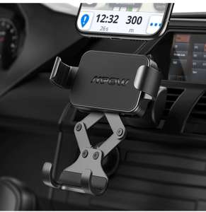 Mpow Gravity Car Phone Mount, prime £6.39 (+£4.49 Non Prime) Sold by SJH EU LTD and Fulfilled by Amazon