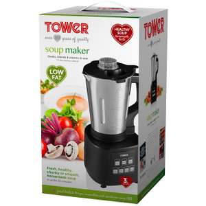 Tower soup maker - £35 - Clearance @ AO