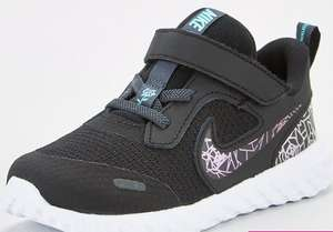 Nike Revolution 5 Rebel Toddler Trainers - Black - £15 @ Very (+£3.99 Postage)