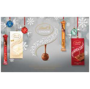 Lindor chocolate collection 500g £3.60 instore @ Sainsbury's Slough