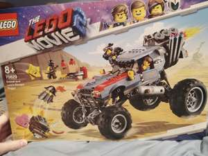 Lego Movie 2 Emmet and Lucy's Escape Buggy 70829 - £18 at Tesco Burnley