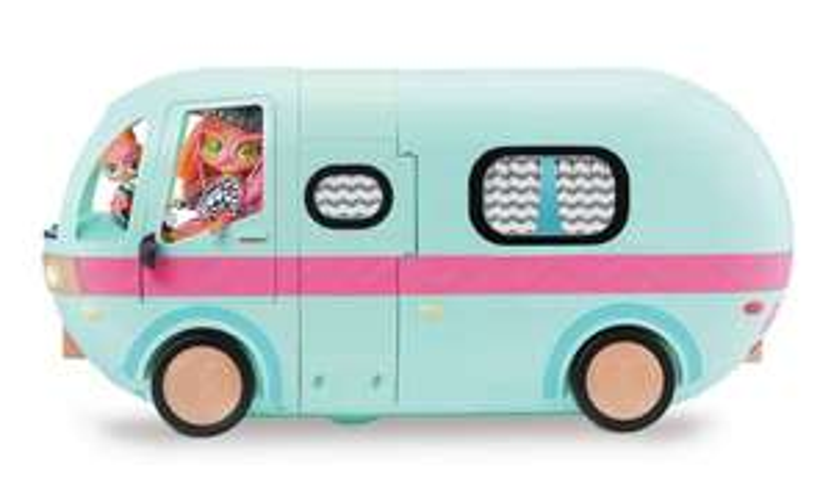 Lol doll glamper van - £50 Instore @ Tesco (London)