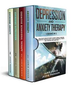 4 Books in 1: The Ultimate Guide to: Overcome Depression and Anxiety, Cognitive Behavioral Therapy. Kindle Edition Free Download @ Amazon
