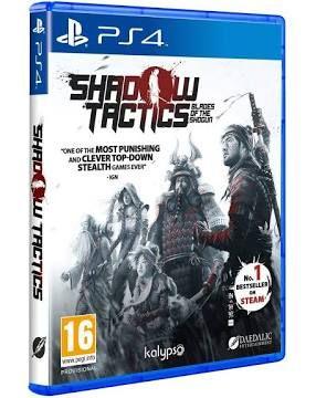 [PS4] Shadow Tactics: Blades of the Shogun (New) - £5.99 C&C @ Game
