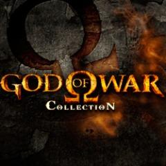 God of War Collection PS Vita/PS3 - £6.39 @ PSN Store