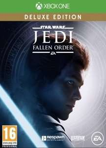 Star Wars: Fallen order-deluxe edition (Xbox One) - £34.82 @ Instant Gaming