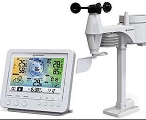 Bresser Weather Station with wifi & internet connectivity - £104.24 delivered @ Amazon Germany