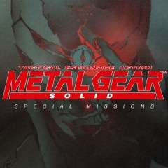 METAL GEAR SOLID SPECIAL MISSIONS PS3/PSP £1.94 @ PSN