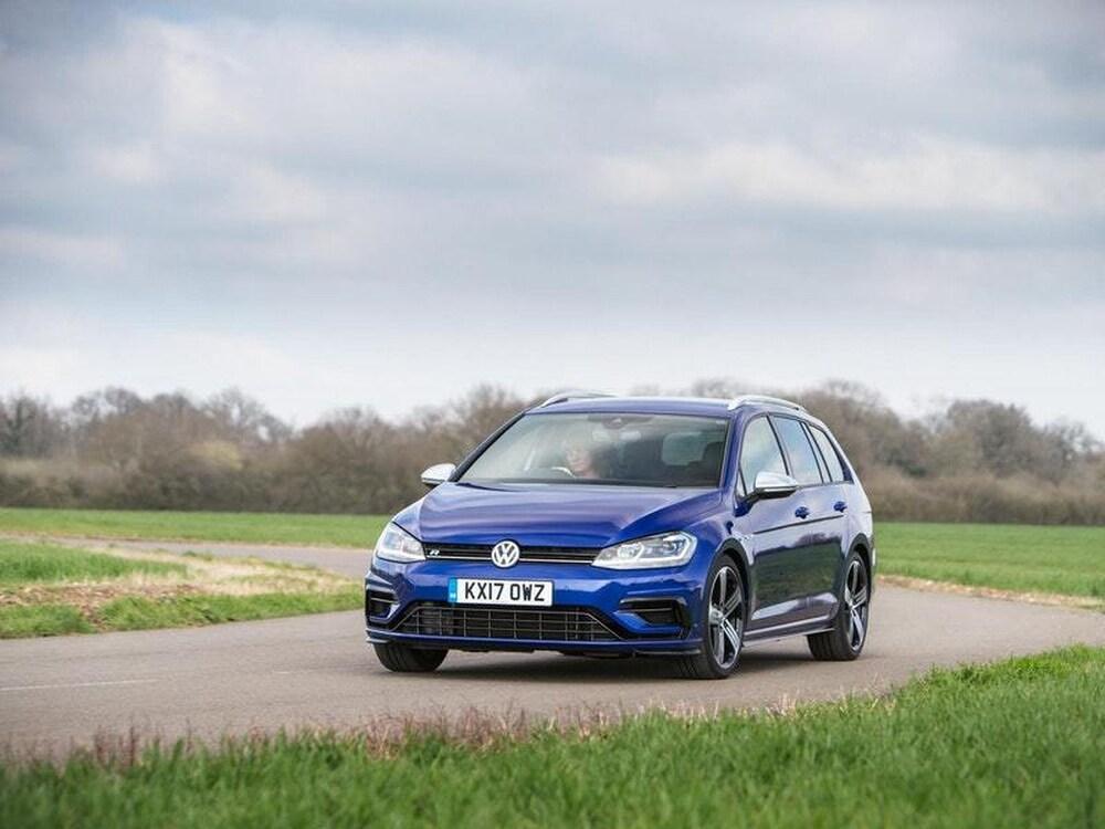 Volkswagen Golf R Estate 5Dr DSG 24m lease £8,038.94 total = (3 + 23) * £309.19 @ Vertu Motors
