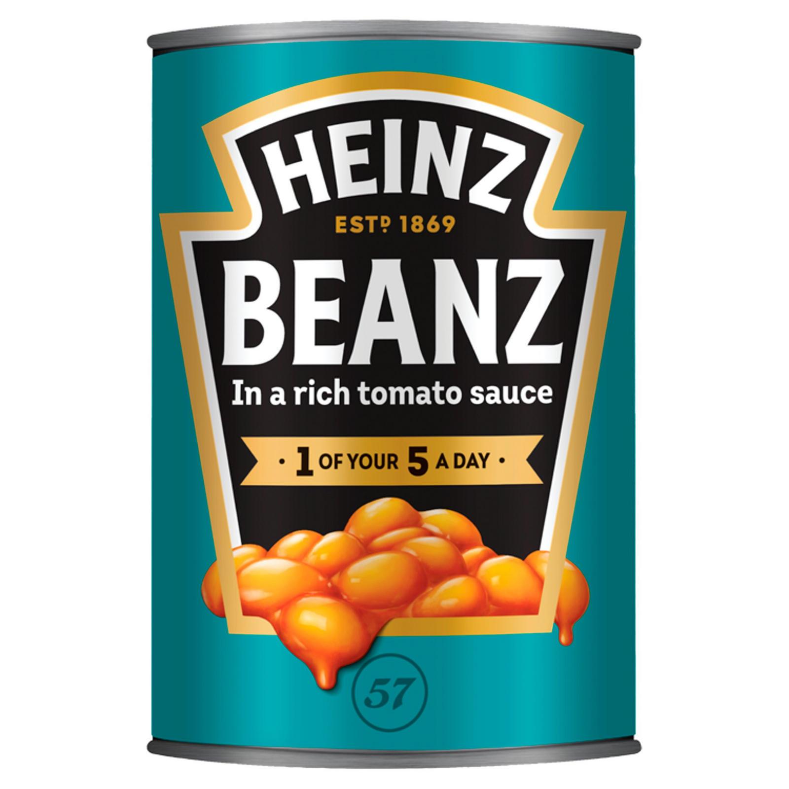 Heinz Beanz 415g - 50p @ Iceland