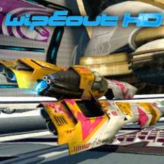 WipEout® HD PS3/PS Vita at PS Store for £2.59