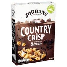 Jordans Country Crisp 500g (All Varieties) £1.35 @ Tesco