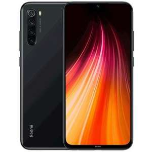 128GB Xiaomi Redmi Note 8 4G Smartphone Global Version 6.3 inch MIUI 10 Snapdragon 665 Octa Core 4GB (£132 With Insurance) @ Gearbest