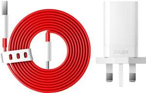 Oneplus Dash Charge Bundle refurbished for £16.50 delivered at Cex