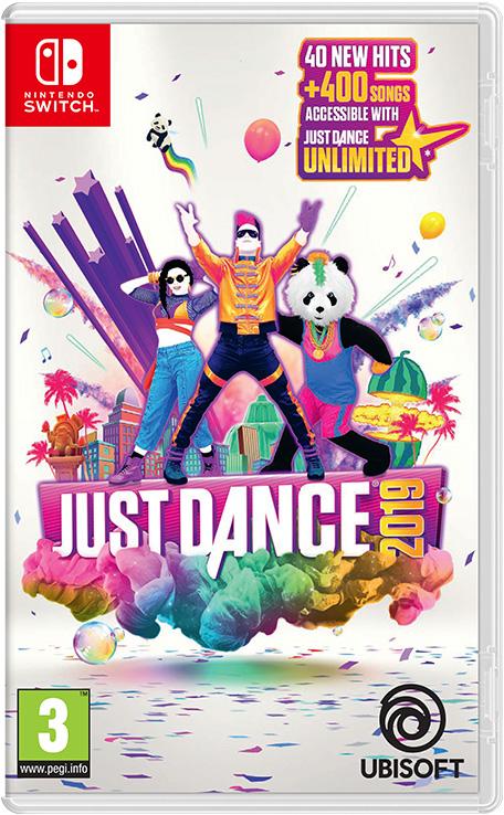 Just Dance 2019 Nintendo Switch Digital Download - £16.49 @ Nintendo Shop