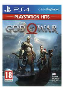 God of War (Playstation Hits) PS4 £9.99 delivered @ Simply Games