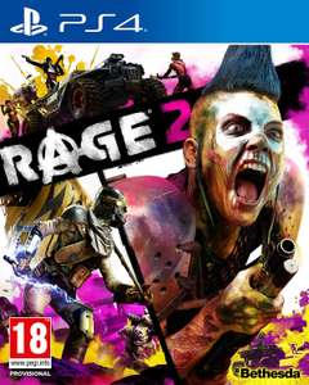 Rage 2 + Bonus DLC on PS4 - £9.99 delivered @ Simply Games