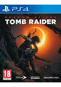 Shadow of the Tomb Raider (PS4) £11.99 Delivered @ Simply Games