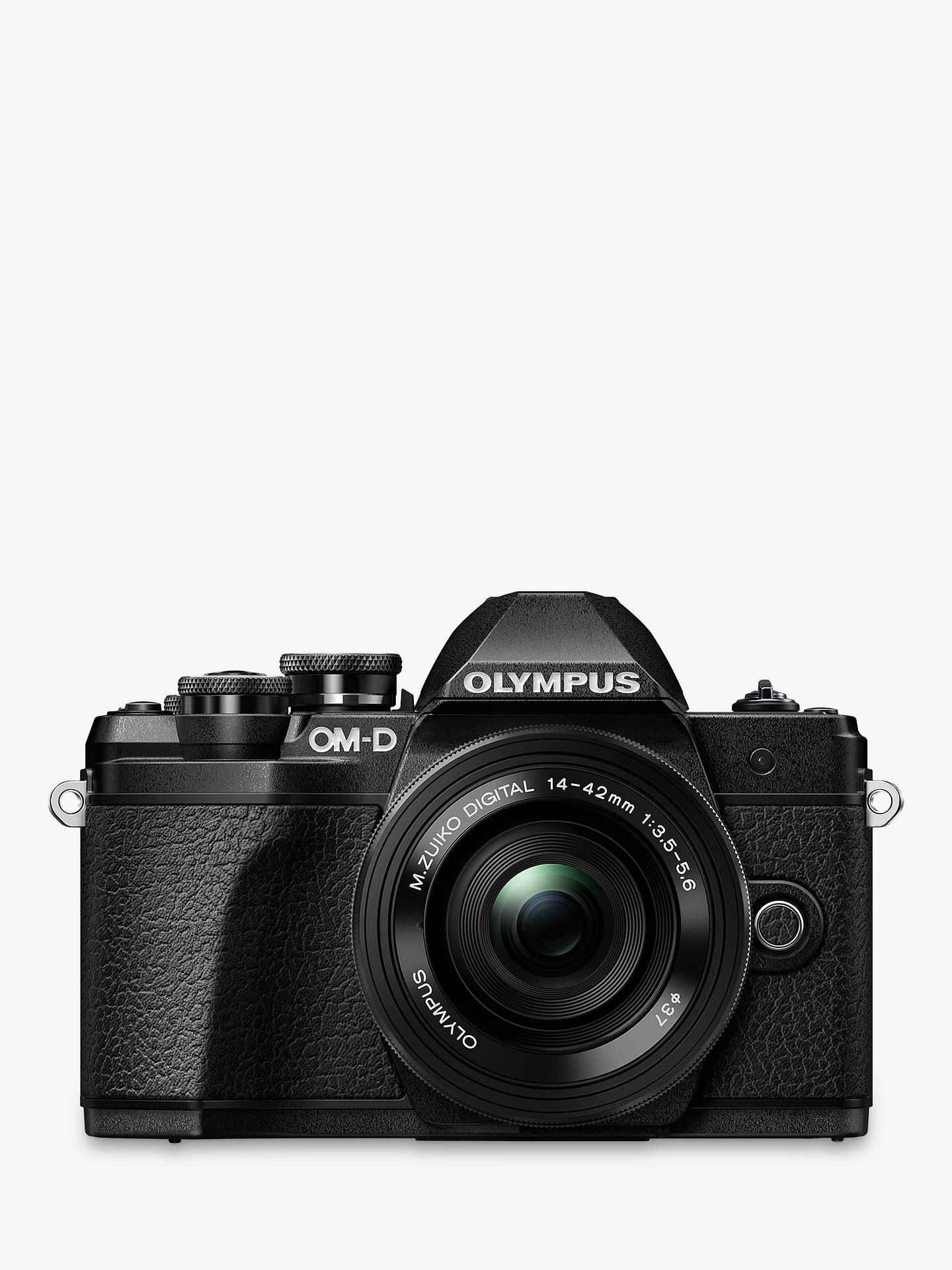 Olympus OMD M10 Mk3 with 14-42mm kit lens £214.98 @ John Lewis & Partners (Nottingham)