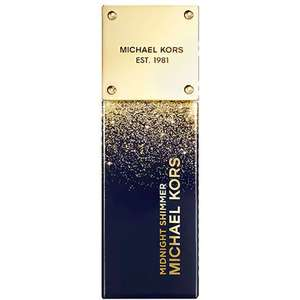MICHAEL KORS Midnight Shimmer Eau de Parfum for her 50ml £27.99 Delivered From The Perfume shop